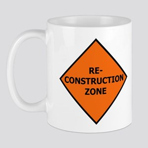Re-Construction Mug