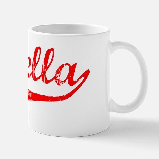 Izabella Vintage (Red) Mug