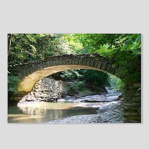 Walking Bridge Postcards (Package of 8)