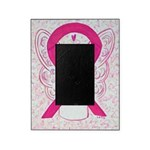 Hot Pink Awareness Ribbon Picture Frame