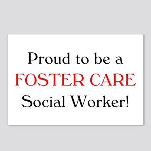 Proud Foster Care SW Postcards (Package of 8)