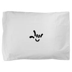 ILY Character Pillow Sham