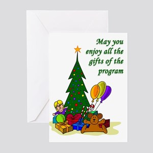 """Recovery Christmas """"Gifts of the program&quot"""