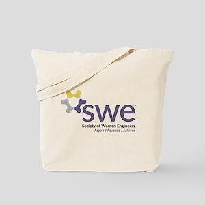 SWE Aspire, Advance, Achieve Tote Bag