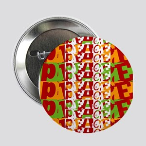 """peace on earth 2.25"""" Button"""