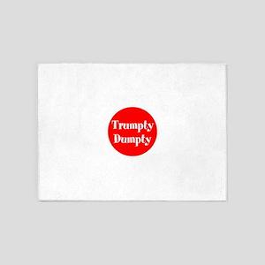 Trumpty Dumpty 5'x7'Area Rug