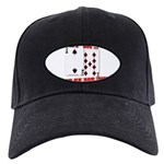 Bluff Texas Hold 'em Black Cap