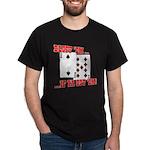 Bluff Texas Hold 'em Dark T-Shirt