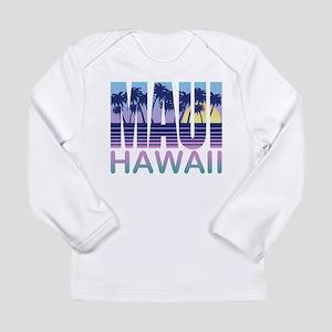 Maui Hawaii Long Sleeve Infant T-Shirt