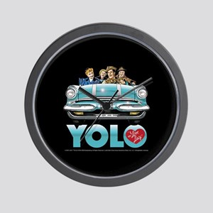 I Love Lucy: YOLO Wall Clock