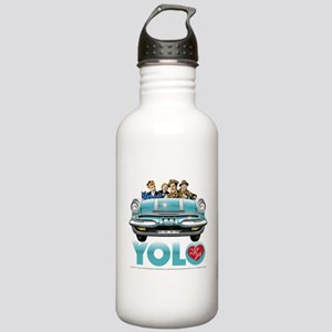 I Love Lucy: YOLO Stainless Water Bottle 1.0L