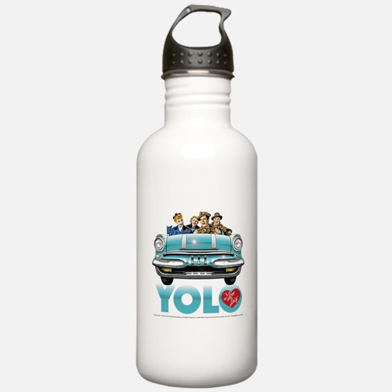 I Love Lucy: YOLO Sports Water Bottle