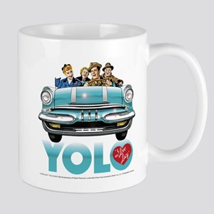 I Love Lucy: YOLO Mug
