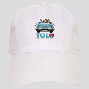 I Love Lucy: YOLO Cap
