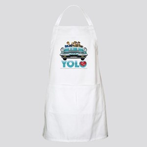 I Love Lucy: YOLO Apron