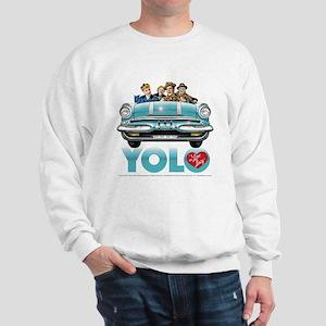 I Love Lucy: YOLO Sweatshirt