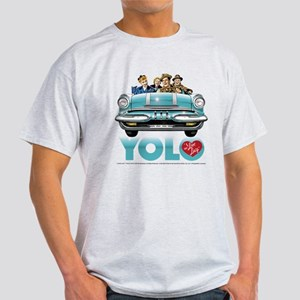 I Love Lucy: YOLO Light T-Shirt