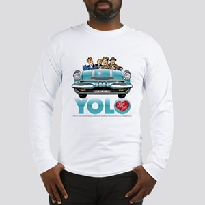 I Love Lucy: YOLO Long Sleeve T-Shirt