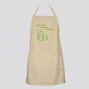 All Acts BBQ Apron