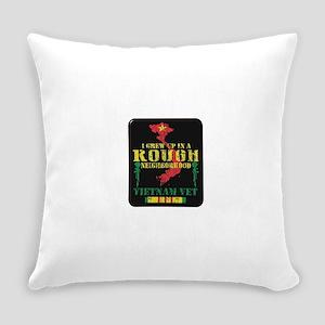 Rough Neighborhood Vietnam Everyday Pillow