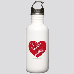 I Love Lucy: Logo Stainless Water Bottle 1.0L