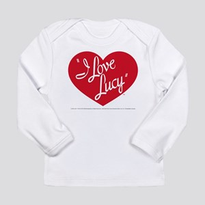 I Love Lucy: Logo Long Sleeve Infant T-Shirt