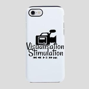 Visualisation Stimulation iPhone 8/7 Tough Case