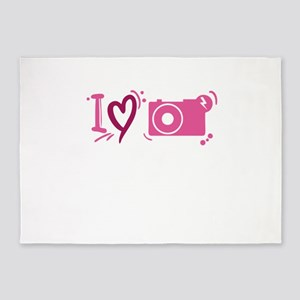 'I Love Photography' - Purple / Pink Photography G