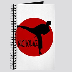 Nicholas Karate Journal