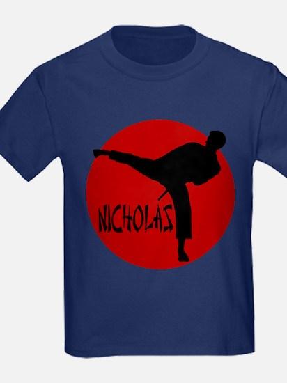 Nicholas Karate T