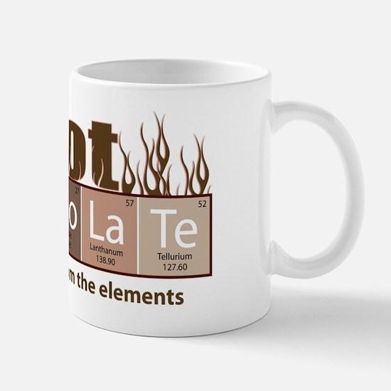 """Hot Chocolate"" Mug"