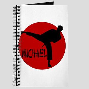 Michael Karate Journal