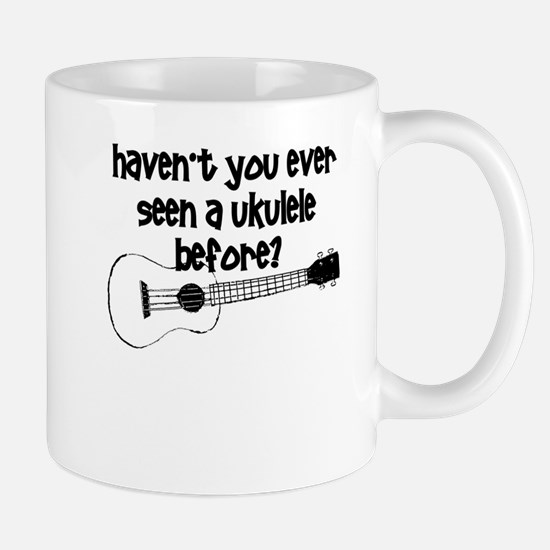 ukulele uke Mugs