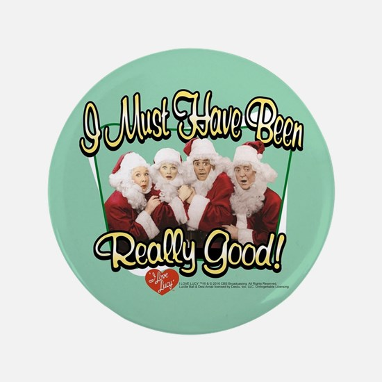 I Love Lucy: Really Good Button