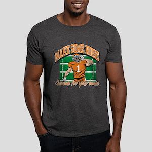 Make Some Noise Football Dark T-Shirt