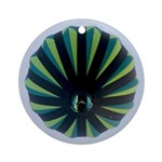 DixPix Hot Air Balloon ornament