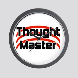 Thought Master Wall Clock