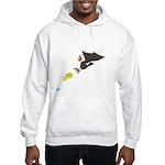 Eagle Fishing Hooded Sweatshirt