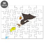Eagle Fishing Puzzle