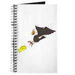 Eagle Fishing Journal