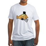 Silly Fish Fitted T-Shirt
