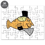 Silly Fish Puzzle