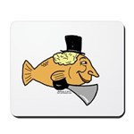 Silly Fish Mousepad