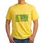 Fresh Fish Yellow T-Shirt