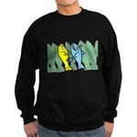 Fresh Fish Sweatshirt (dark)