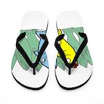 Fresh Fish Flip Flops