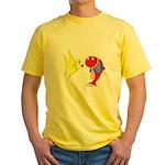 Clash Fish Yellow T-Shirt