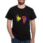 Clash Fish Dark T-Shirt
