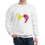 Clash Fish Sweatshirt
