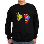 Clash Fish Sweatshirt (dark)